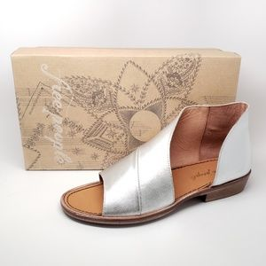 Free People Mont Blanc Leather Sandal Size 8